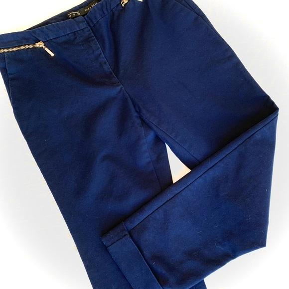 🧨2/$9🧨 ZARA Ankle Crop Trousers